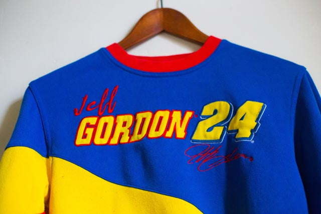 VINTAGE Jeff Gordon Sweater