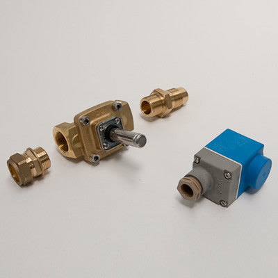 Replacement Solenoid Valve And Coil For Autoclean - AUTOVALVE