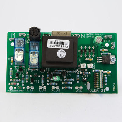 Replacement PCB For HSS / HST Steam Generator With 25 Minute Timer - OLEA21
