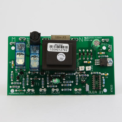 Replacement PCB For HSS / HST Steam Generator Without Timer For Commercial Use - OLEA21/C