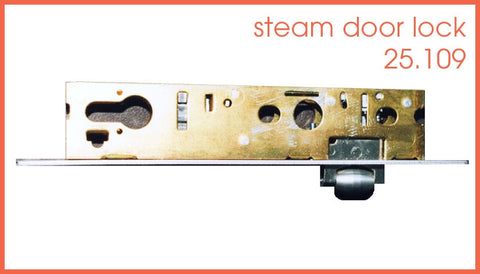 Steam Door Latch