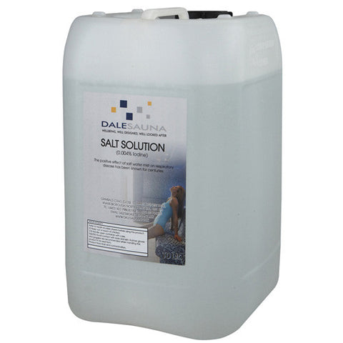 Salt Inhalation Salt / Brine Solution 10ltr