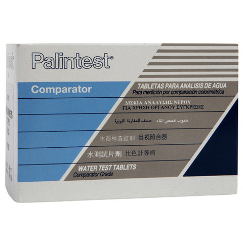 Palintest Comparator DPD 3 Tablets 250 Tests