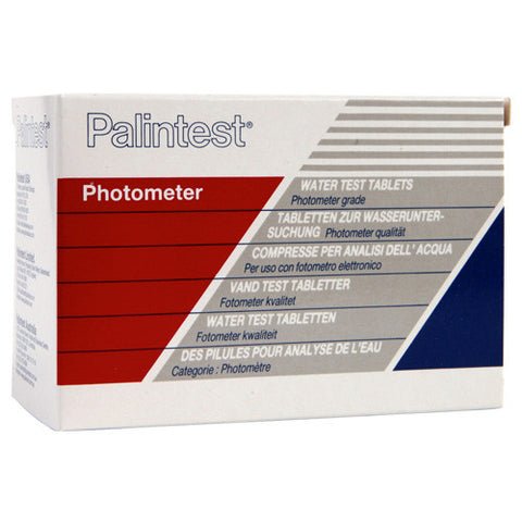 Palintest Photometer Total Alkalinity Alkaphot Tablets 250 Tests