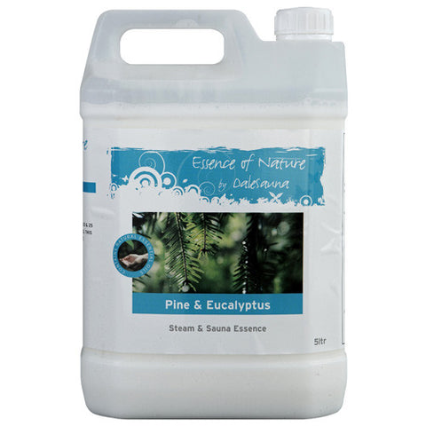 Sauna and Steam Essence - Pine and Eucalyptus 2 x 5ltr