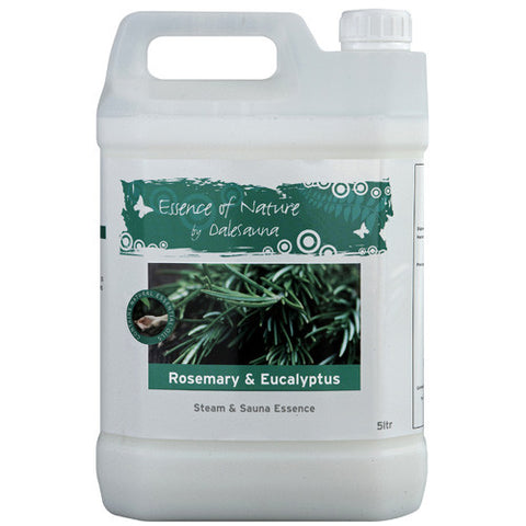 Sauna and Steam Essence - Rosemary and Eucalyptus 2 x 5ltr