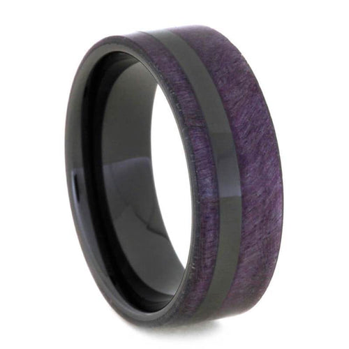 Purple Rings