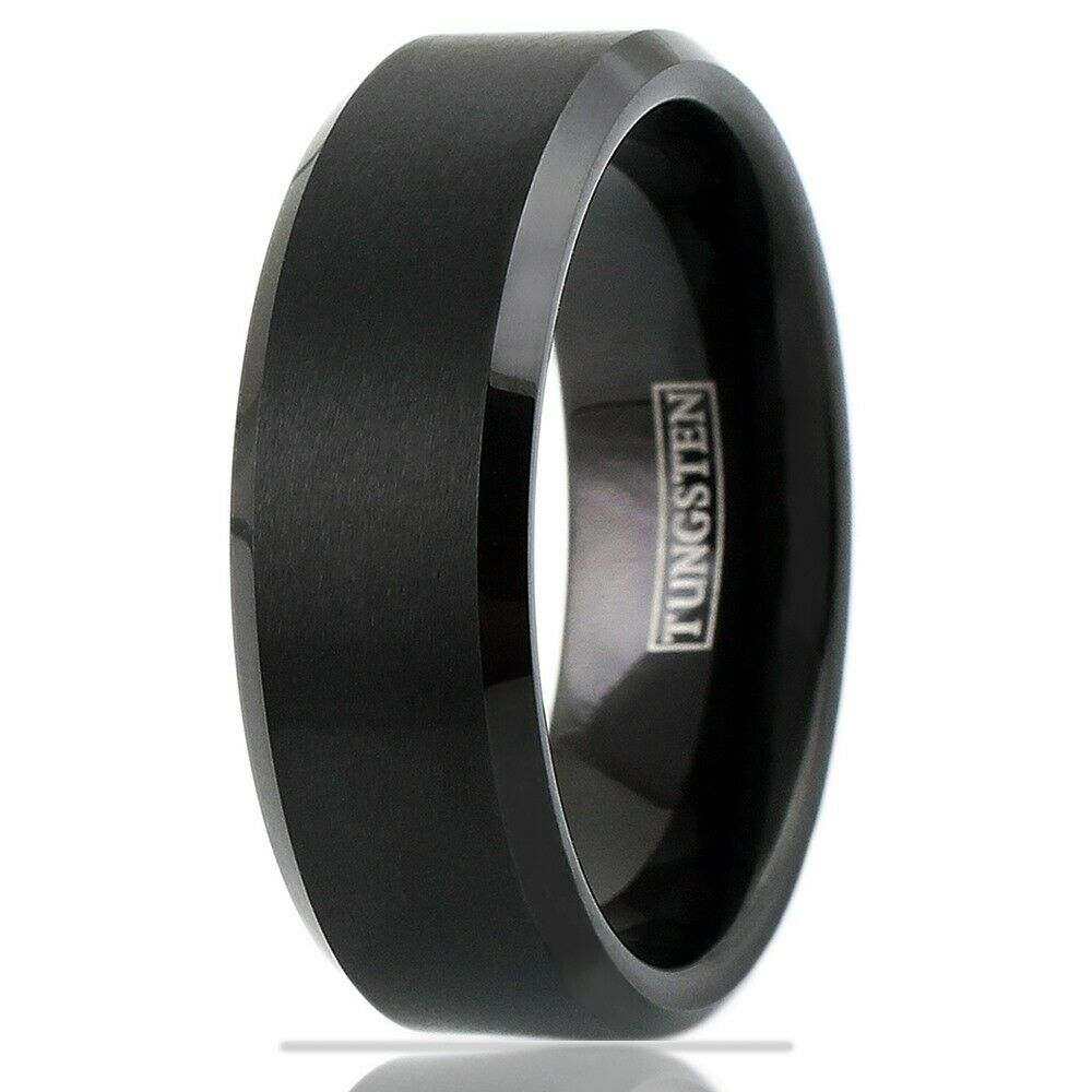 The Rebel - Cairo Men's Wedding Rings