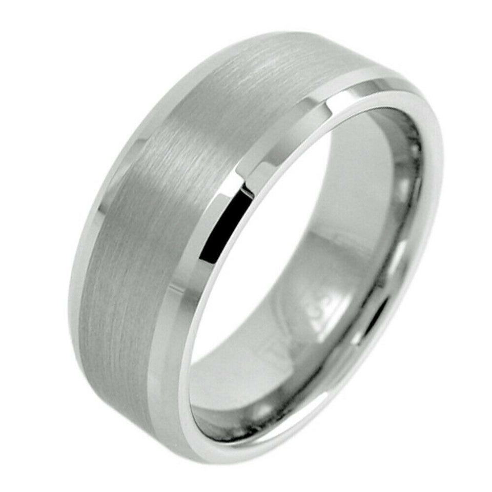 The Class Act - Cairo Men's Wedding Rings