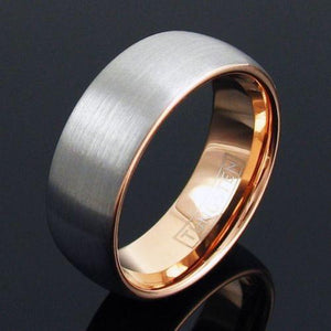 The Ride Or Die - Cairo Men's Wedding Rings
