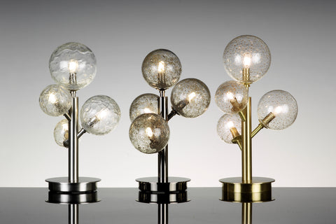 MIMOSSA TABLE LAMPS 4 Lights