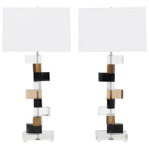 PIASTRA TABLE LAMPS p (pairs)