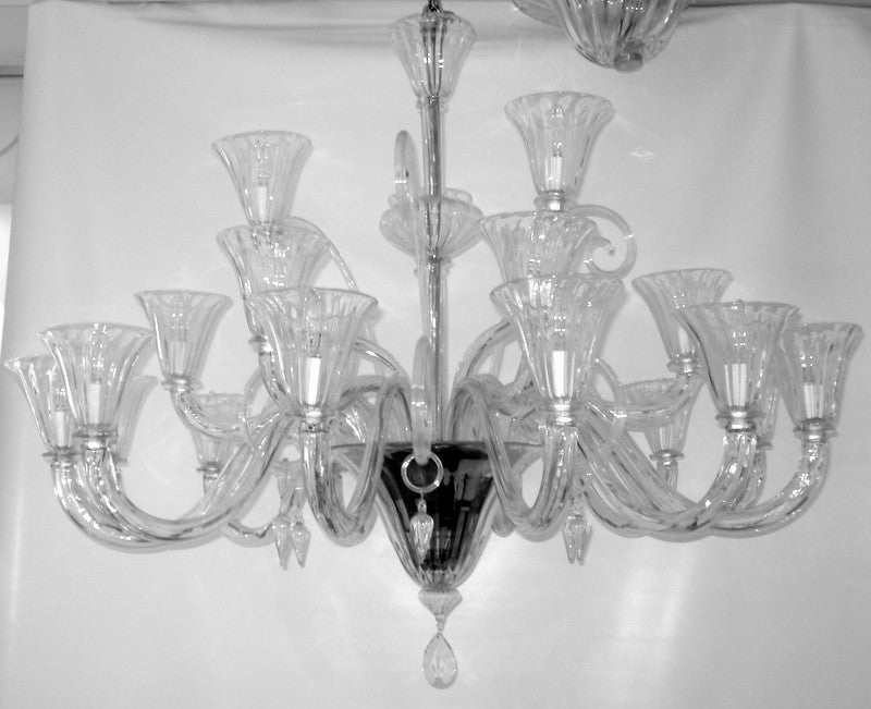 21 LIGHT BESPOKE CHANDELIER