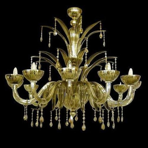 DELUXE - Chandelier trade 12 light