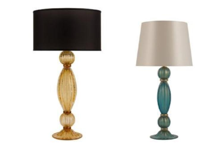 Rialto Table Lamps  (pairs)