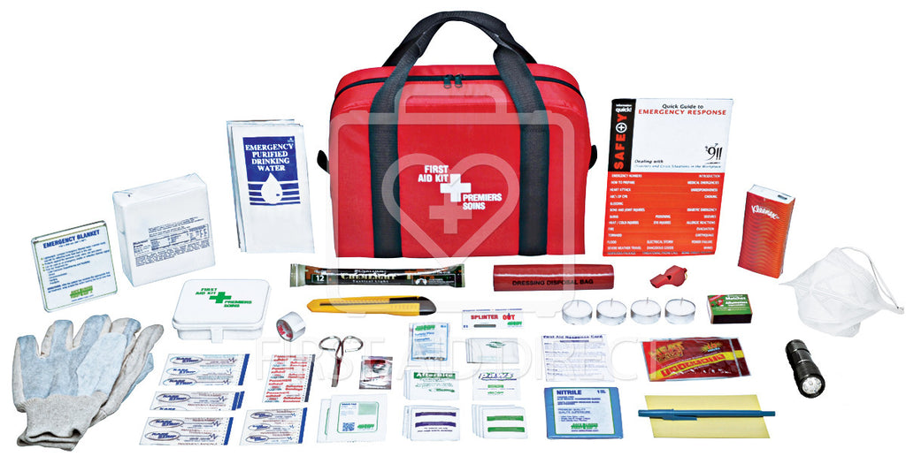 KIT, EMERGENCY PREPAREDNESS, STANDARD