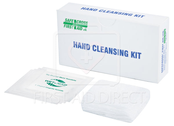 HAND CLEANSING KIT