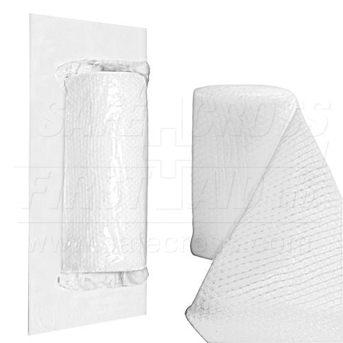 CONFORMING STRETCH BANDAGE, 10.2 cm x 3.7 m, STERILE