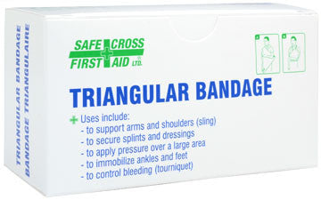 "TRIANGULAR BANDAGE, 101.6x101.6x142.2 cm, (40""x40""x56""), NON-COMPRESSED,  1/BOX"