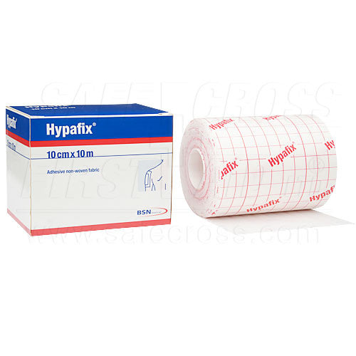 HYPAFIX, DRESSING RETENTION SHEET, 10.2 cm x 10 m