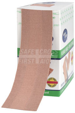 "FABRIC DRESSING STRIP, 3.8 cm x 0.9 m (1-1/2"" x 1 yd), HEAVYWEIGHT"