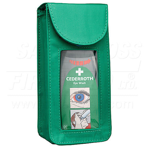 CEDERROTH, EYE WASH BELT HOLSTER FOR ITEM 04100