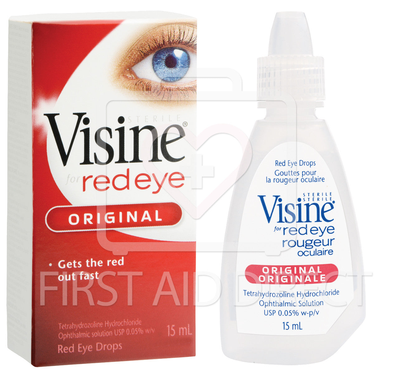Vizin (eye drops): recommendations for use 56