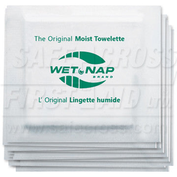 HAND CLEANSING MOIST TOWELETTES, 100's