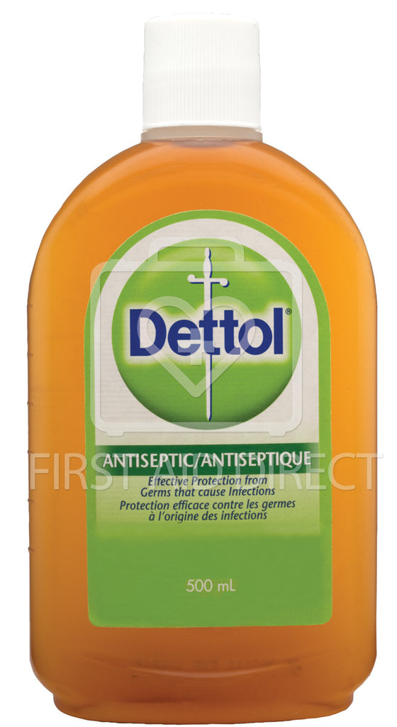 DETTOL, ANTISEPTIC, 500 mL