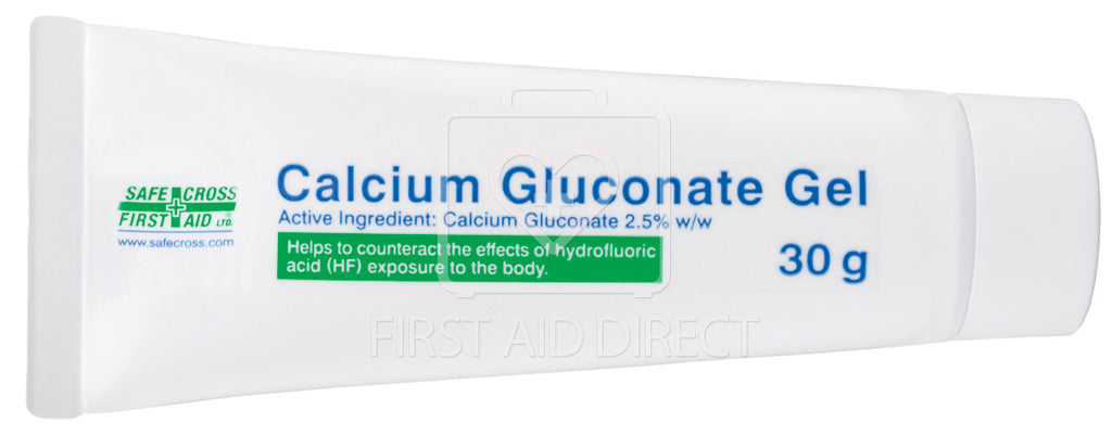 CALCIUM GLUCONATE GEL, 30 g