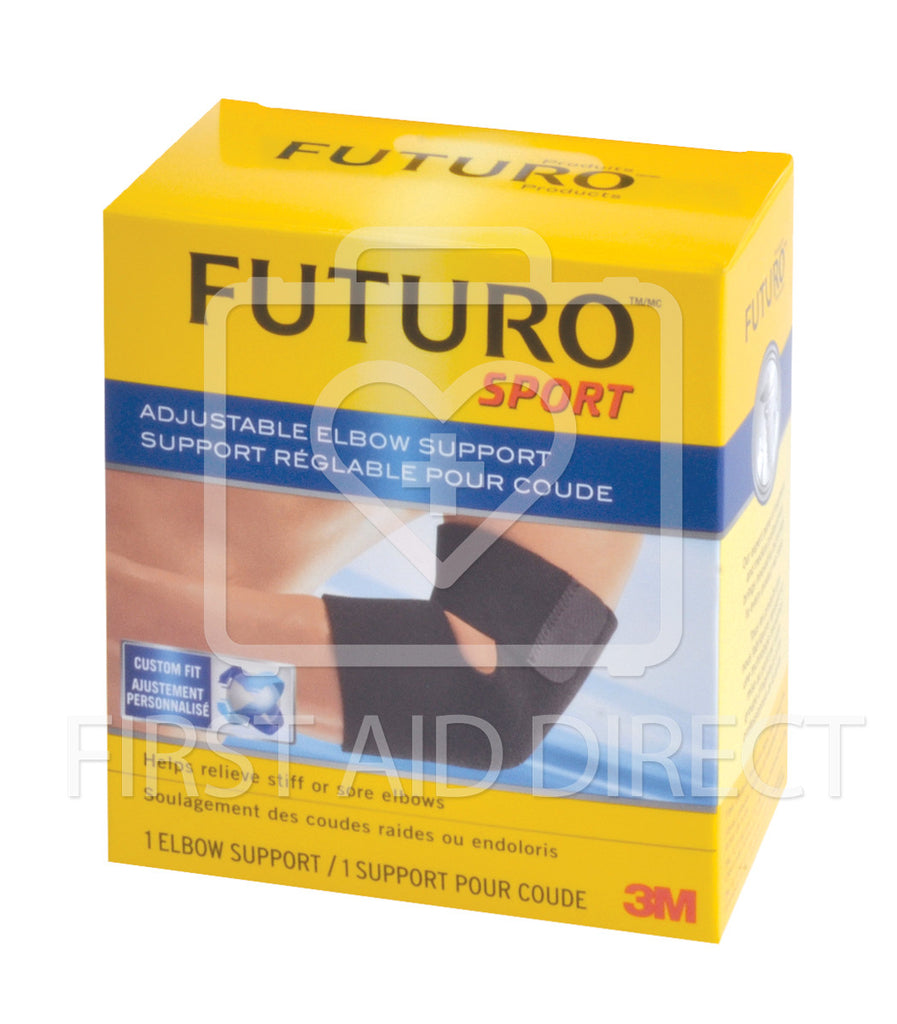 FUTURO, SPORT NEOPRENE BLEND, ELBOW SUPPORT, ONE-SIZE