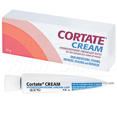 CORTATE, HYDROCORTISONE CREAM, 0.5%, 15 g
