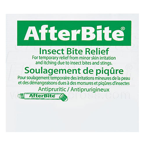 AFTER BITE, TREATMENT SWABS, 1000's