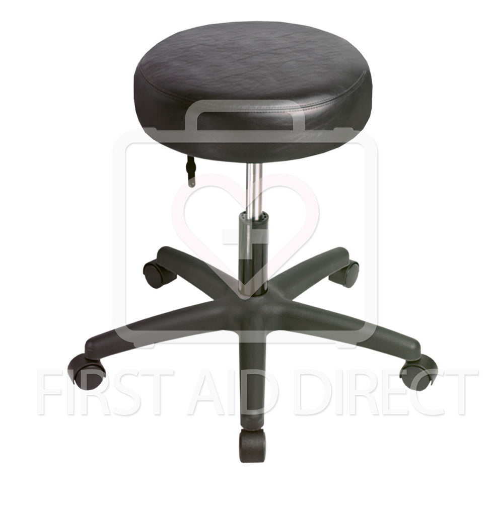 STOOL REVOLVING w/GAS LIFT