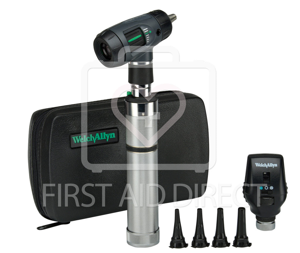 OTOSCOPE/OPHTHALMOSCOPE SET, WELCH ALLYN