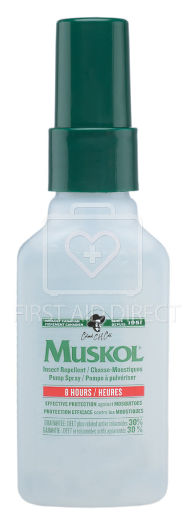 MUSKOL, INSECT REPELLENT, 30% DEET, 50 mL, SPRAY PUMP