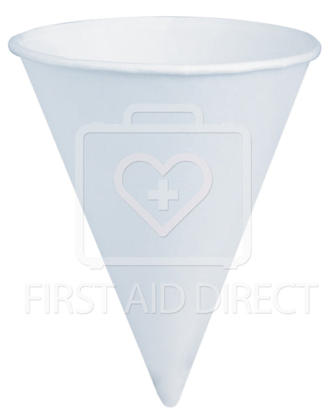 DRINKING CONE CUPS, PAPER, 118 mL, 200's