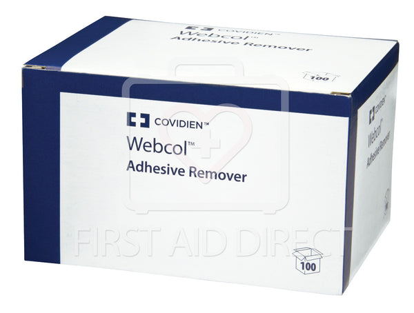 ADHESIVE REMOVER WIPES, 100's