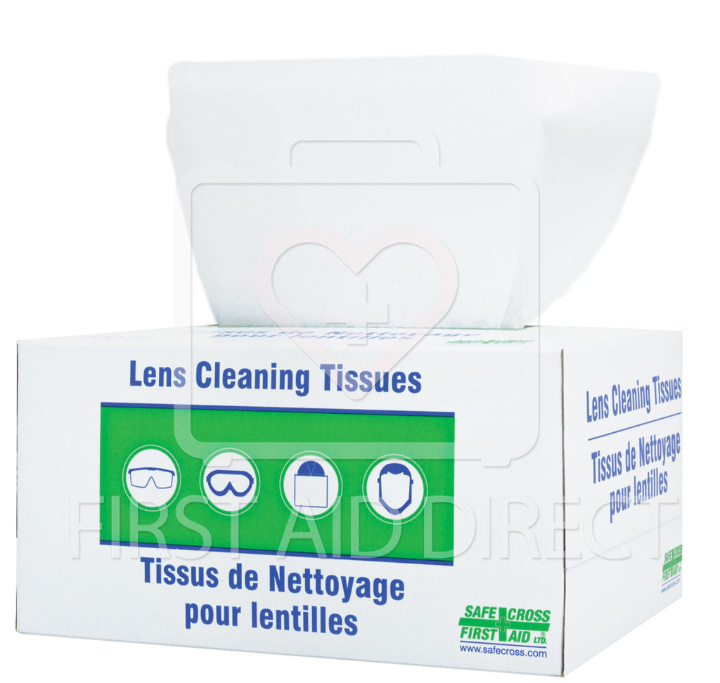 LENS CLEANING TISSUE, 300's