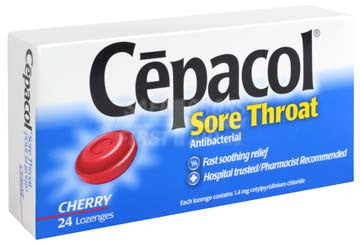 Cepacol Lozenges - 24/Box