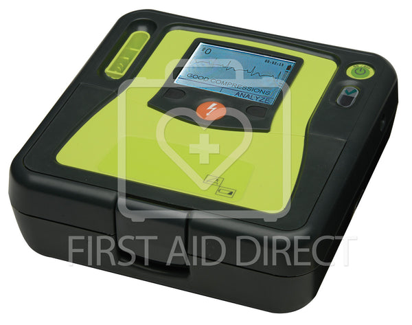 AED, ZOLL, AED PRO, SEMI-AUTOMATIC w/CARRY CASE, ENGLISH