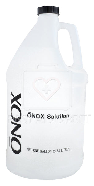 ONOX FOOT CLEANSING SOLUTION FOR ITEM 36600, 3.78 L