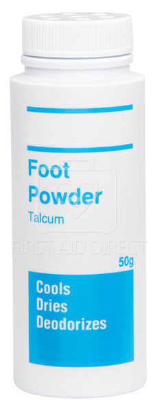 FOOT POWDER, 50 g