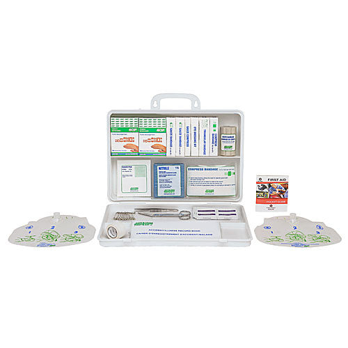 NORTHWEST TERRITORIES & NUNAVUT, No. 1, 36 UNIT, PLASTIC BOX, UNITIZED