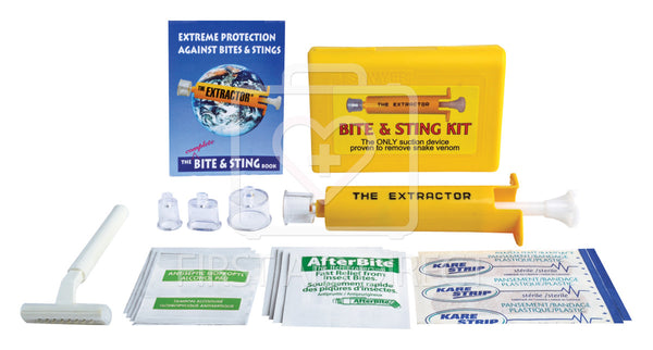 BITE & STING EXTRACTOR KIT