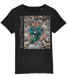 Brian O'Driscoll Collage Kids T-Shirt