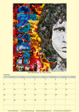 Collages by John Kerr A3 Calendar 2020 - multymedia