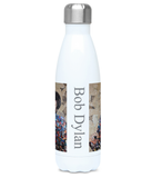 Bob Dylan Water Bottle 500ml Hot or Cold - multymedia