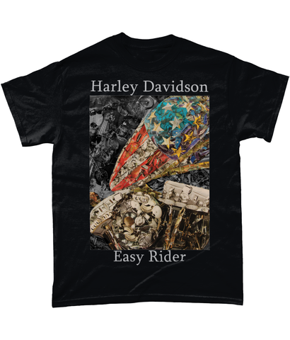 Easy Rider Short-Sleeve T-Shirt - multymedia