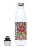 England Rugby Water Bottle 500ml Hot or Cold - multymedia